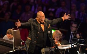 Quincy Jones в Albert Hall: BBC Proms 49