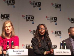 Пресс-конференция фильма «A United Kingdom». Актеры поделились с HauteCulture своими впечатлениями