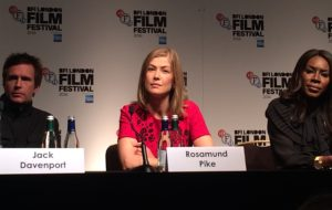 'A United Kingdom' Press Conference|BFI London Film Festival