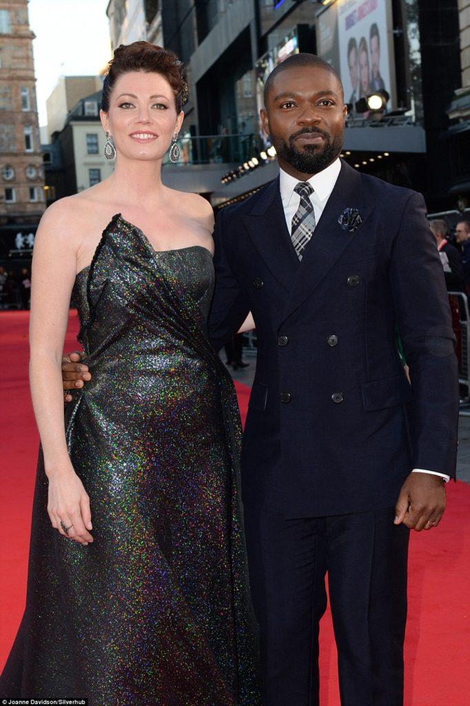 Jessica and David Oyelowo