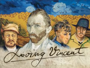 Loving Vincent will be broadcast at the 61st BFI London Film Festival