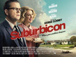 Чёрная комедия Джорджа Клуни «Субурбикон» по сценарию братьев Коэн