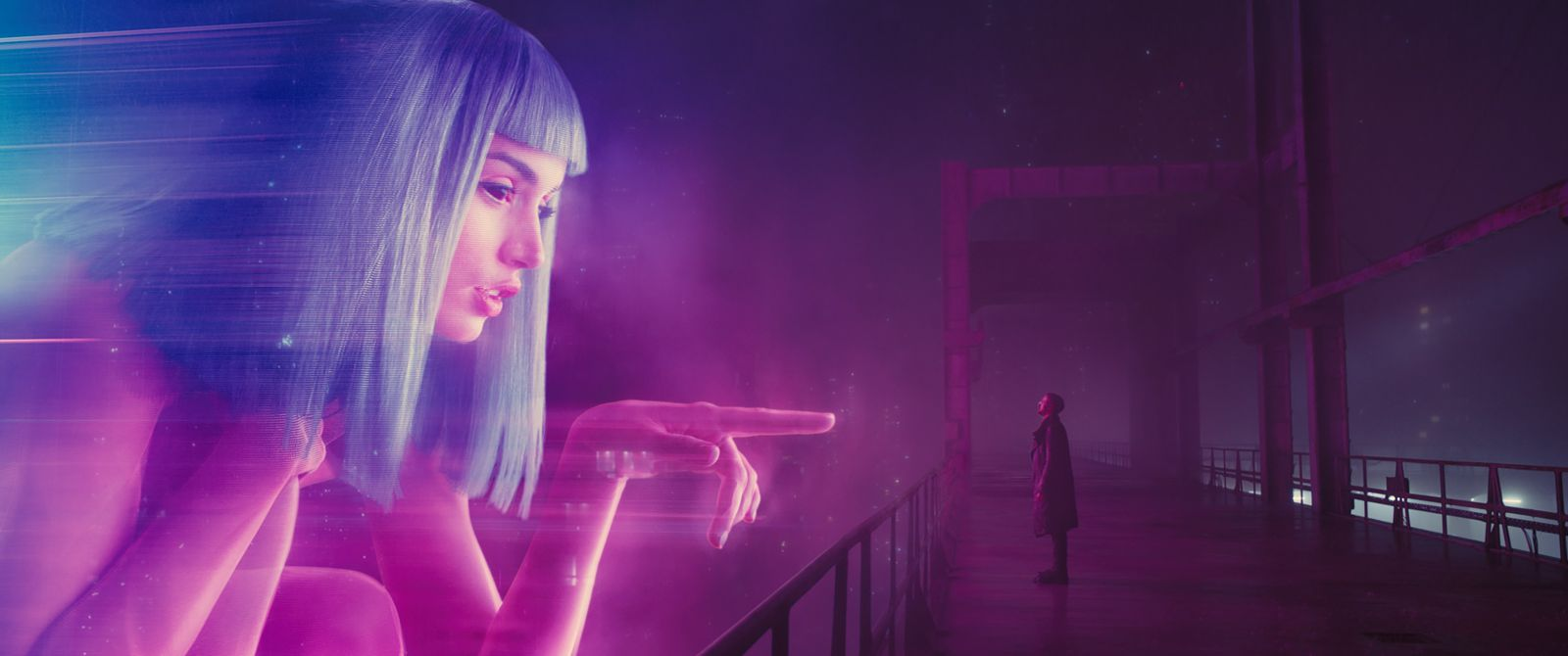 RYAN GOSLING as K in Alcon EntertainmentХs sci fi thriller BLADE RUNNER 2049 in association with Columbia Pictures, domestic distribution by Warner Bros. Pictures and international distribution by Sony Pictures Releasing International.