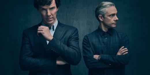 Is Sherlock Holmes back?