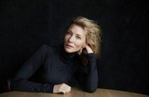 """Cate Blanchett to star in """"When We Have Sufficiently Tortured Each Other.."""""""