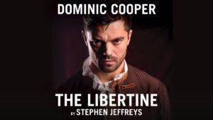 Доминик Купер в спектакле «The Libertine»