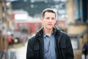 BFI Film Festival: Interview with Justin Kelly |Кто такой Джастин Келли?