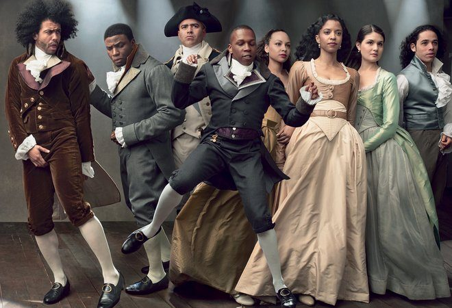 Hamilton is coming to London!
