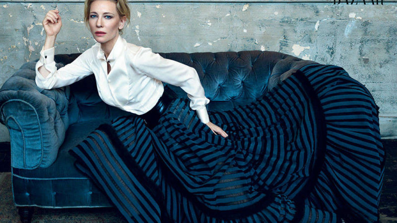 Cate Blanchett is to return to the London stage