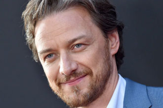 James McAvoy has donated £275,000